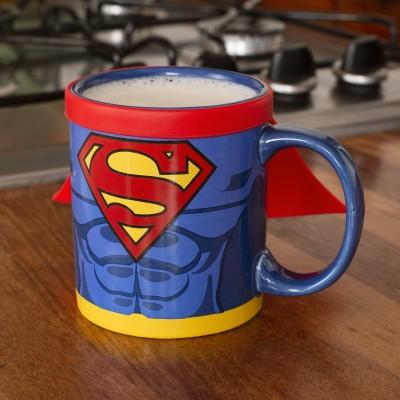 Mug di Superman con mantello