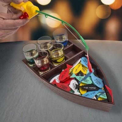 Gioco di pesca alcolica