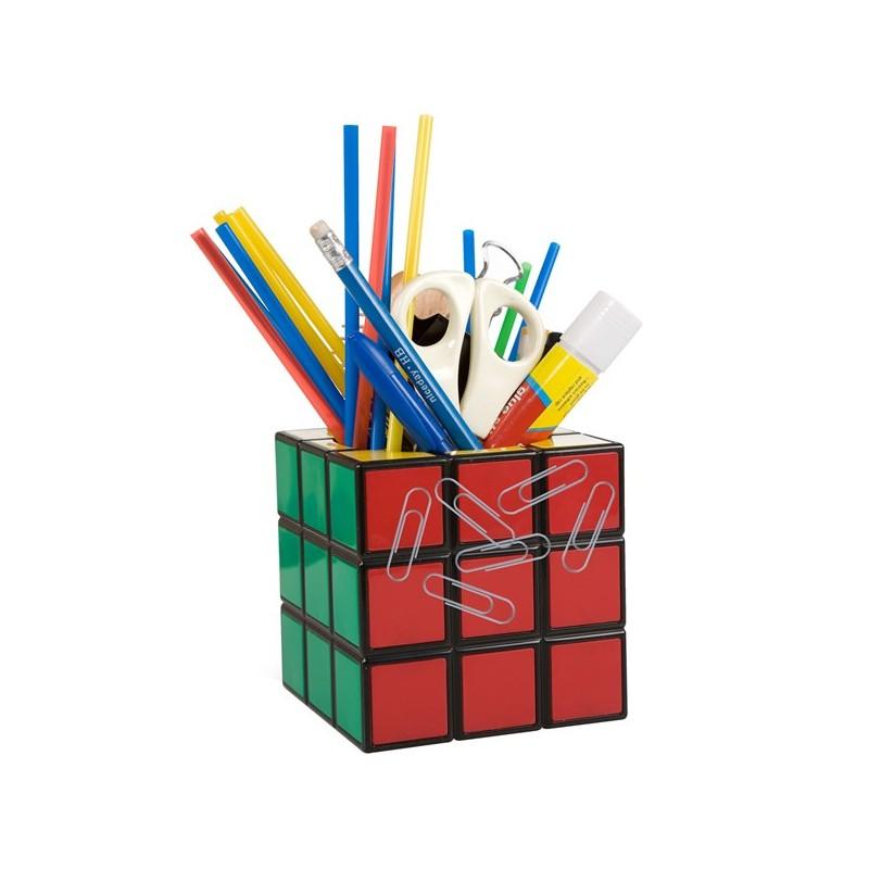 Portapenne Cubo di Rubik