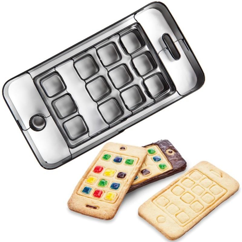 Stampo per biscotti iCookie