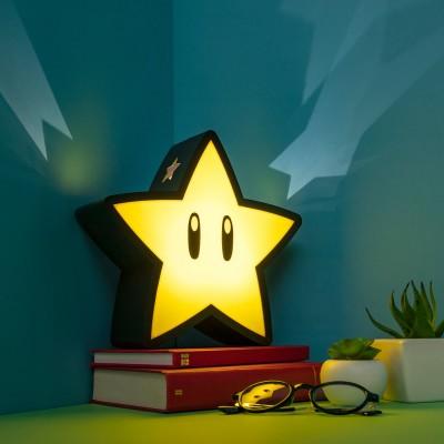 Lampada Stella Super Mario