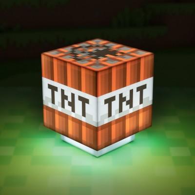 Mini Lampada TNT Minecraft