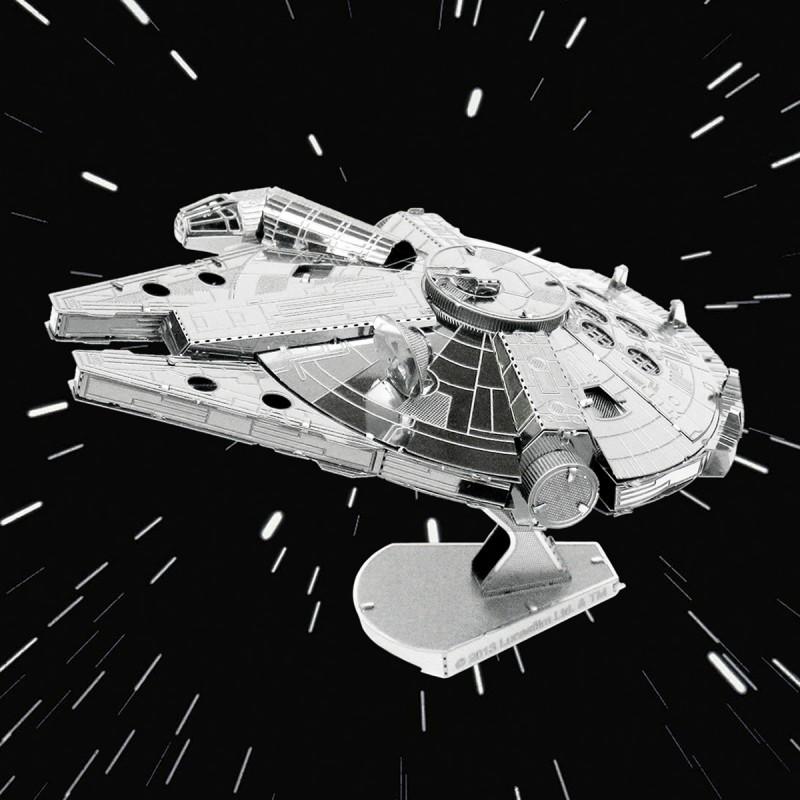 Modellino da montare Millennium Falcon