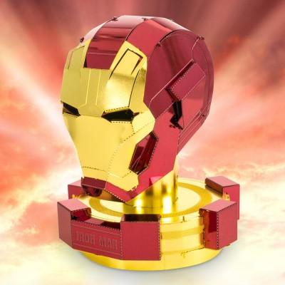 Modellino da montare Elmo di Iron Man