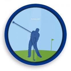 Orologio da parete Golfer