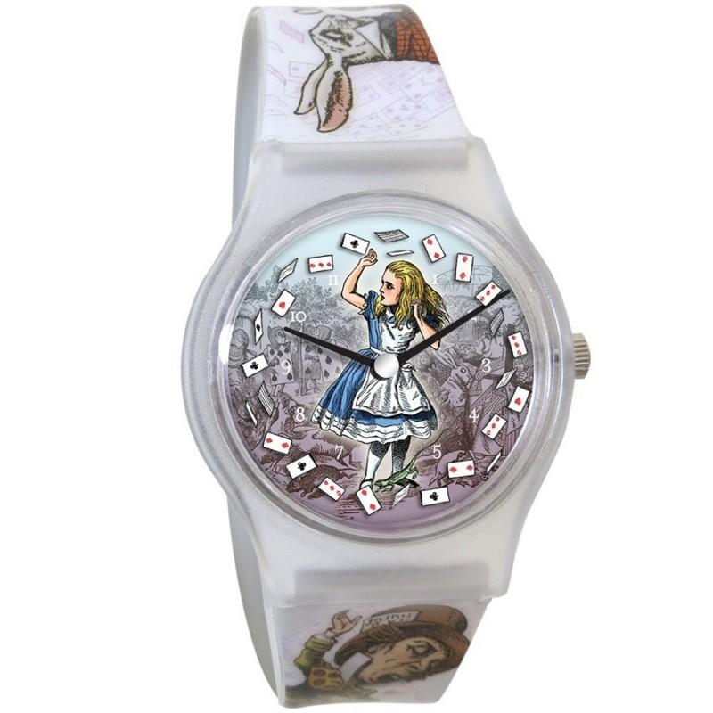 Orologio da polso Alice nel Paese delle Meraviglie