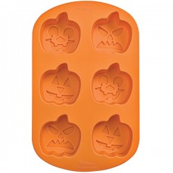 Stampo in silicone Jack O' Lantern