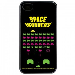 Case per iPhone 4 Space Invaders