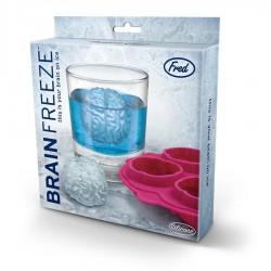 Stampo per ghiaccio Cervello