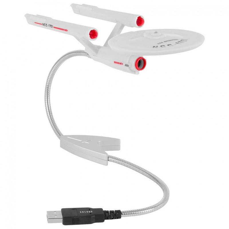 Webcam Enterprice Star Trek