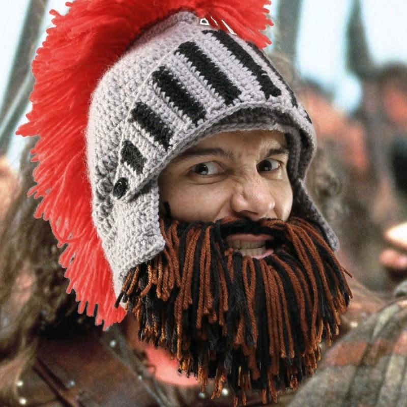 Cappello con barba da Cavaliere