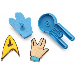 Formine per biscotti Star Trek