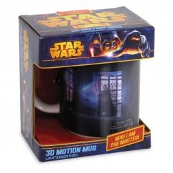 Mug Star Wars con cover lenticolare
