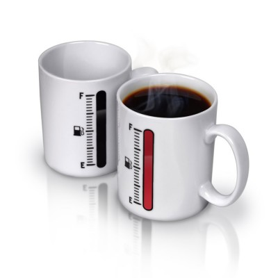 Mug termosensibile Tank Up