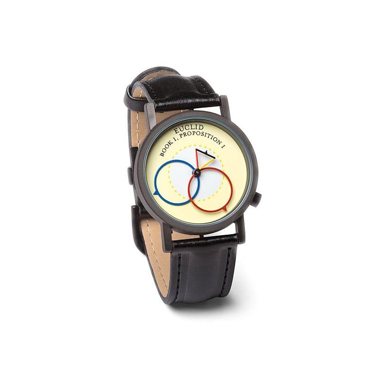 Orologio da polso euclideo dottorgadget store for Immagini orologi da polso