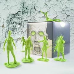 Scatola di Soldatini Zombie