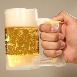 Boccale da Birra crea Schiuma