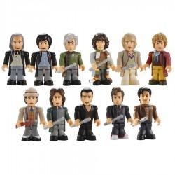 Set personaggi da collezione Doctor Who