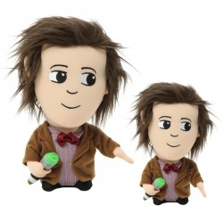 Peluche parlante Doctor Who - 11° Dottore