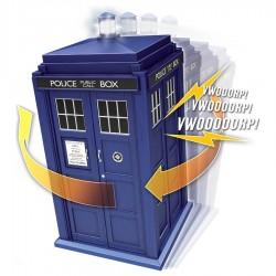 TARDIS con Sensore di Movimento