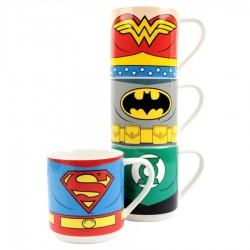 Torre di tazze Justice League