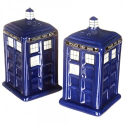 Set Sale e Pepe TARDIS