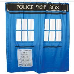 Tenda da Doccia TARDIS