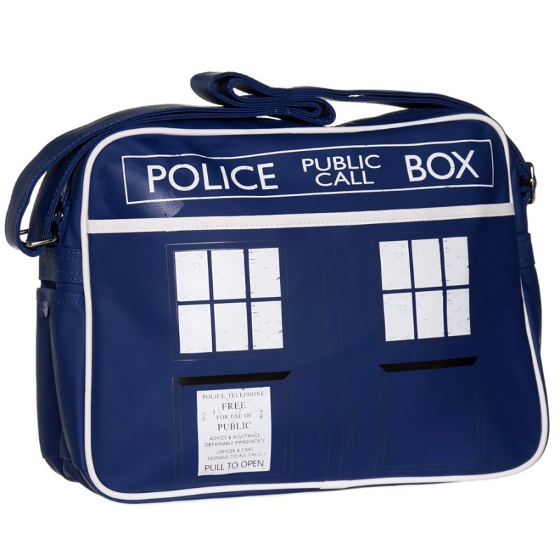Tracolla TARDIS Doctor Who