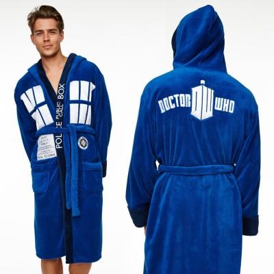 Accappatoio TARDIS