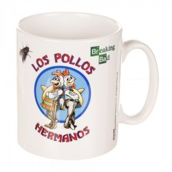 Mug Los Pollos Hermanos - Breaking Bad