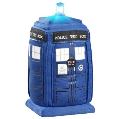 Peluche parlanti TARDIS