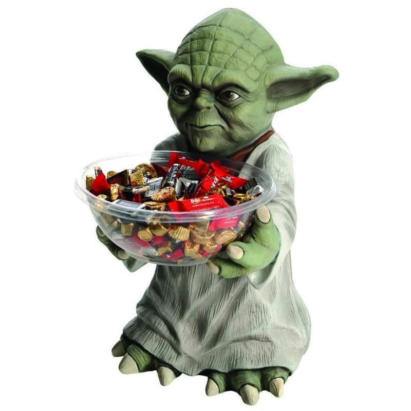 Yoda Candy Bowl