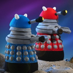 Peluche parlante Doctor Who – Dalek