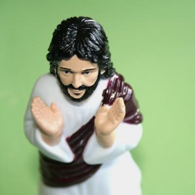 Gesù da cruscotto