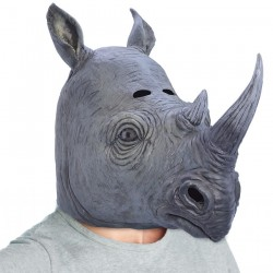 Maschera da Rinoceronte