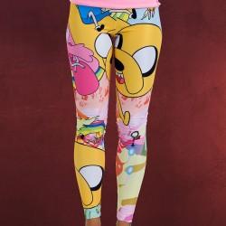 Leggings Adventure Time
