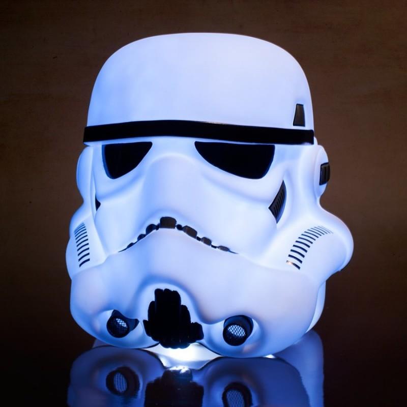 Lampada 3D Stormtrooper