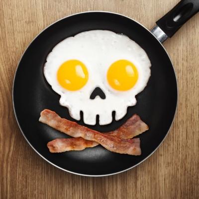 Stampo Teschio per uova