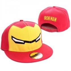Cappellino Iron Man