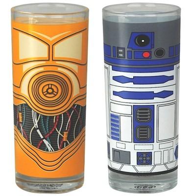 Bicchieri R2-D2 e C-3PO