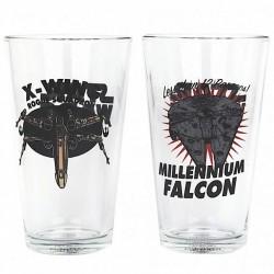 Bicchieri Spacecraft Star Wars
