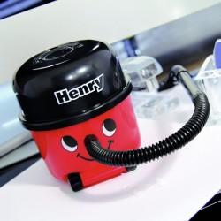 Aspirapolvere Henry da scrivania