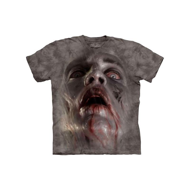 Maglietta Big Face Zombie