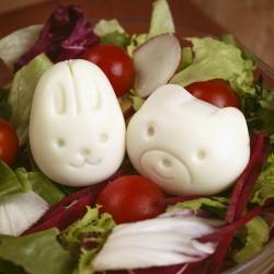 Stampi per uova a forma di animaletti