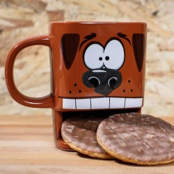 Mug porta biscotti Cane