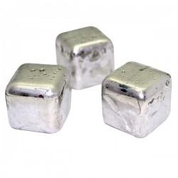 Cubetti refrigeranti d'acciaio