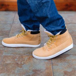 Pantofole in stile Timberland