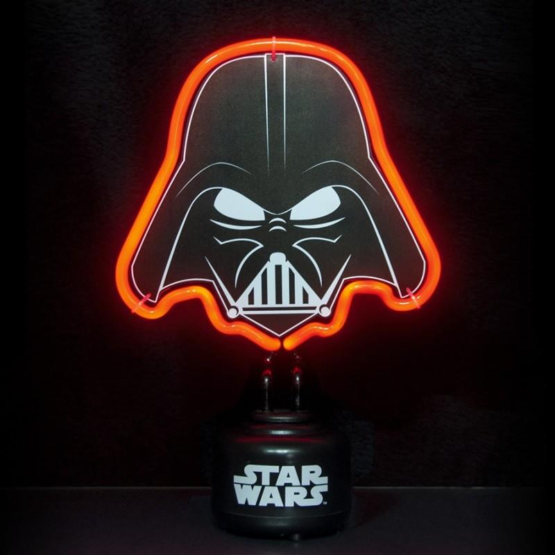 Luce al neon Darth Vader