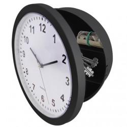 Orologio da parete con cassaforte