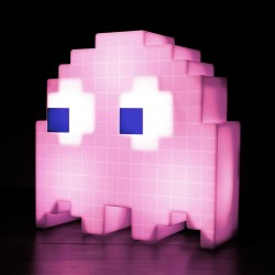 Lampada Ghost Pac-Man